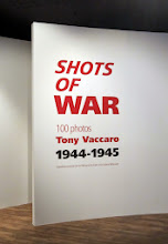 Photo: Tony Vaccaron kuvia esillä 70-vuotisjuhlanäyttelyssä