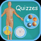 Acupuncture Quizzes
