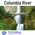 Columbia River Map Navigator icon