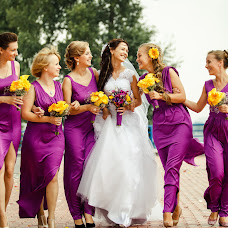 Wedding photographer Vladimir Zhuravlev (Zhuravl07). Photo of 23.07.2014