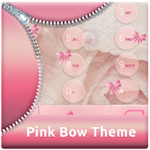 Pink Bow Theme for ExDialer