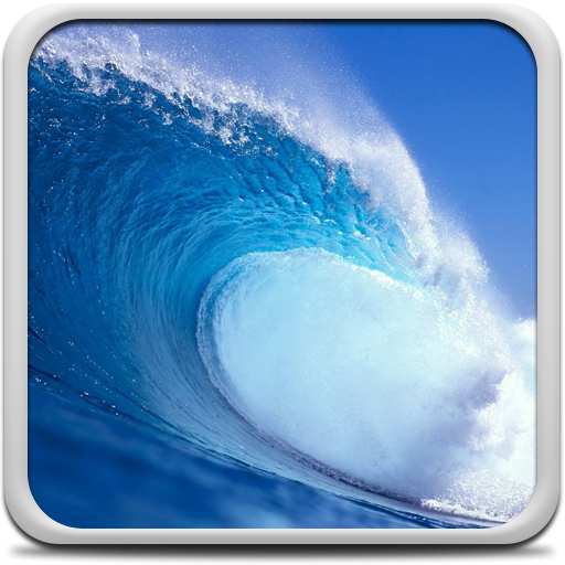 Waves Live Wallpaper Icon