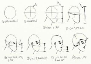 DIY Making Sketch of Face - screenshot thumbnail 01