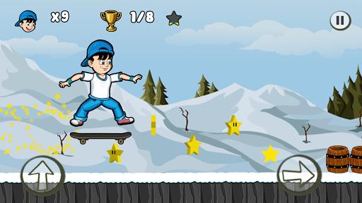 Skater Kid screenshot 7