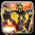 (3D Transformation)  Robot Battle 3D Theme icon