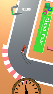 Retro Racing Online ? Modify 2D race cars and win - náhled