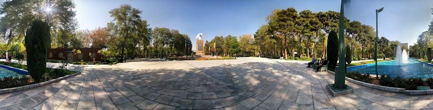 Photo: Park-e Shahr, Tehran, Iran پارک شهر، تهران