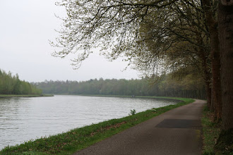 Photo: Coup d'œil à l'arrière (vers La Meuse)
