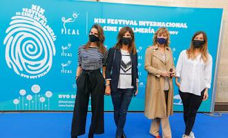 Maribel Verdú, Emma Suárez, Bárbara Goenaga y Amaia Salamanca en Fical