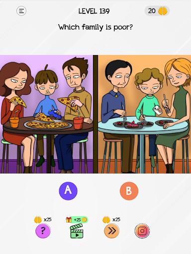 Braindom: Tricky Puzzles, Brain Games Brain Tests 1.2.8 screenshots 11