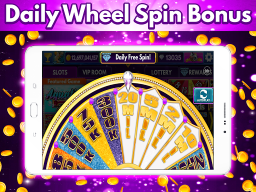 Diamond Sky Casino u2013 Classic Vegas Slots 3.35 screenshots 13