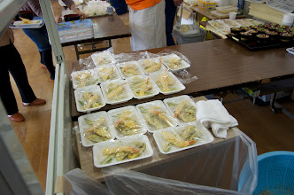 Photo: 新そばを楽しむ会 2014(北海道北竜町)