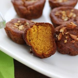 Eggless Whole Wheat Mango Muffins Recipe