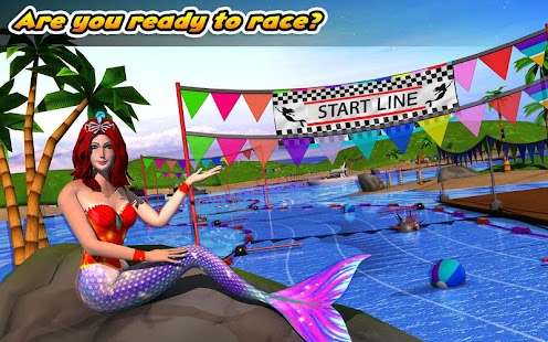 Mermaid Race 2016- screenshot thumbnail