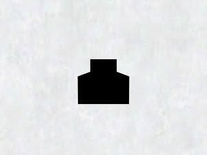 四角い怪物