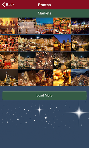 android Christmas Markets Europe 2015 Screenshot 6