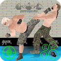 Fighting Club 2019: Tag Team Wrestling Games icon