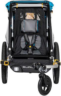 Burley D'Lite X Child Trailer - Blue alternate image 5