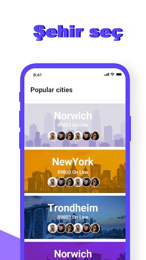 LivU: Meet new people & Video chat with strangers 01.01.57 Screenshots 3