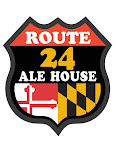 Logo for Route 24 Ale House