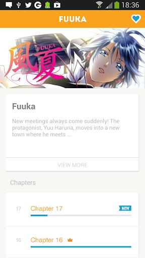 Crunchyroll Manga 4.1.0 4