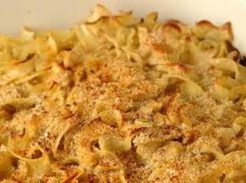 Turkey Noodle Bake