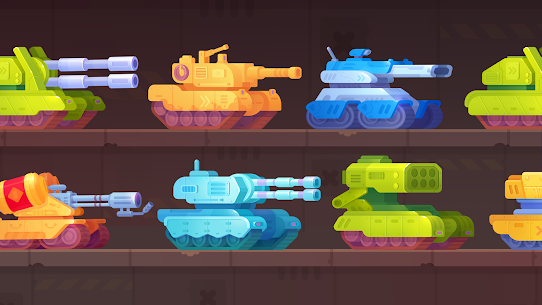Tank Stars (MOD, Unlimited Money) 1