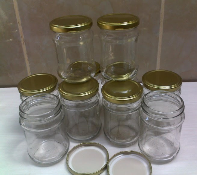 Gelas Jar: Harvest Drinking Jar Call 0858101413394