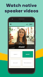 Learn Languages with Memrise MOD APK [Premium Subscription Unlocked] 2