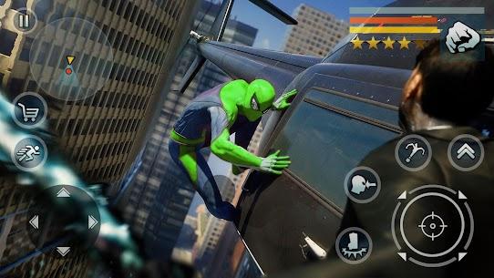 Spider Rope Hero – Vegas Crime city 5