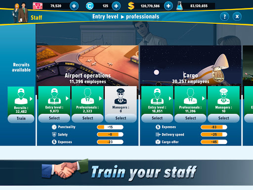 Airlines Manager - Tycoon 2020 3.03.0004 screenshots 18