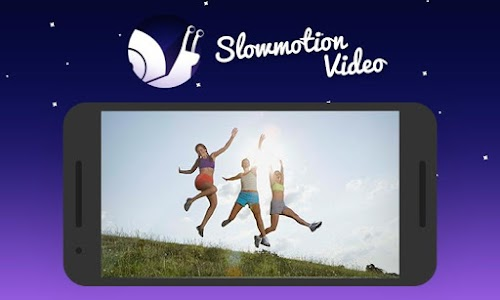 Slow Motion Video Editor – The best slow motion camera app