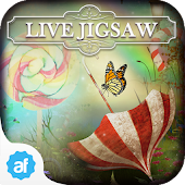 Live Jigsaws Candy World Free