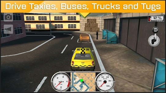 Airport Vehicle Simulator Apk Download For Android and Iphone 4
