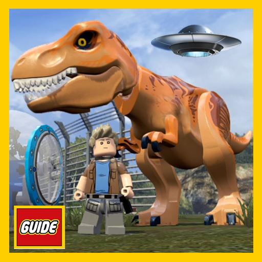 Guide for LEGO Jurassic World Dinosaur