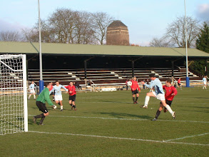 Photo: 31/01/06 v AFA (Rep Game) 1-1 - contributed by Martin Wray