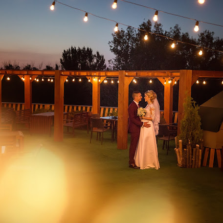 Wedding photographer Olesya Getynger (LesyaG). Photo of 04.02.2018