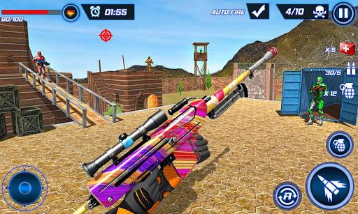 FPS Robot Shooter Strike: Anti-Terrorist Shooting painmod.com screenshots 6