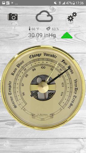 Barometer pro - free screenshot 1