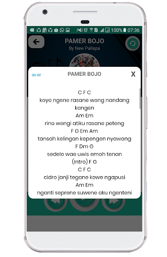 Lagu NEW PALLAPA Lirik & Chord 1.0 screenshots 2