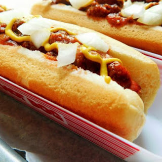 Michigan Hot Dog #SundaySupper