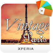 Xperia™ Theme- Vintage Paris