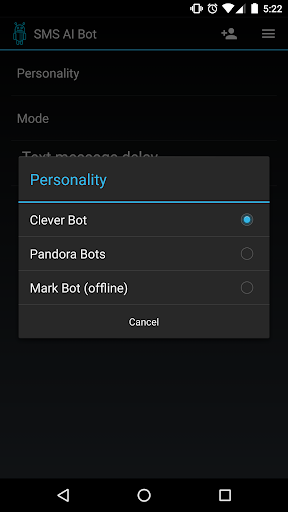 SMS AI Bot 2.6.3 screenshots 2