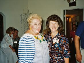 Photo: Rosemary (Worthy) Dooley, Virginia (Casey) Gumpp