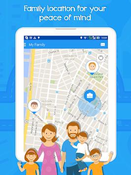 Family GPS tracker My Family