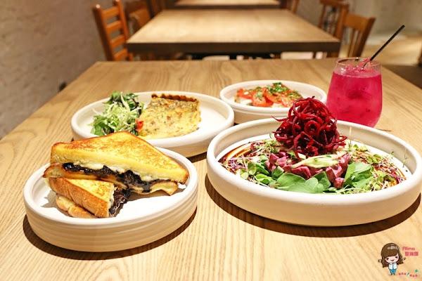 台北東區 VCE 南加州餐飲生活概念店 海洋衝浪風咖啡館餐廳 共生共享不限時悠活新鮮
