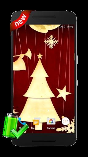 Merry Christmas Live Wallpaper