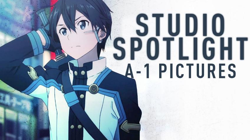 Sword Art Online, es una producción anime de A-1 Pictures.