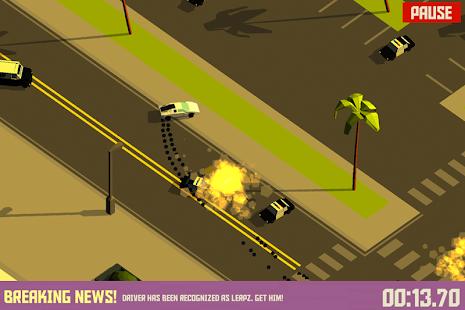 Pako - Car Chase Simulator Screenshot 4