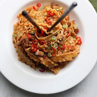 Sichuan Bolognese.